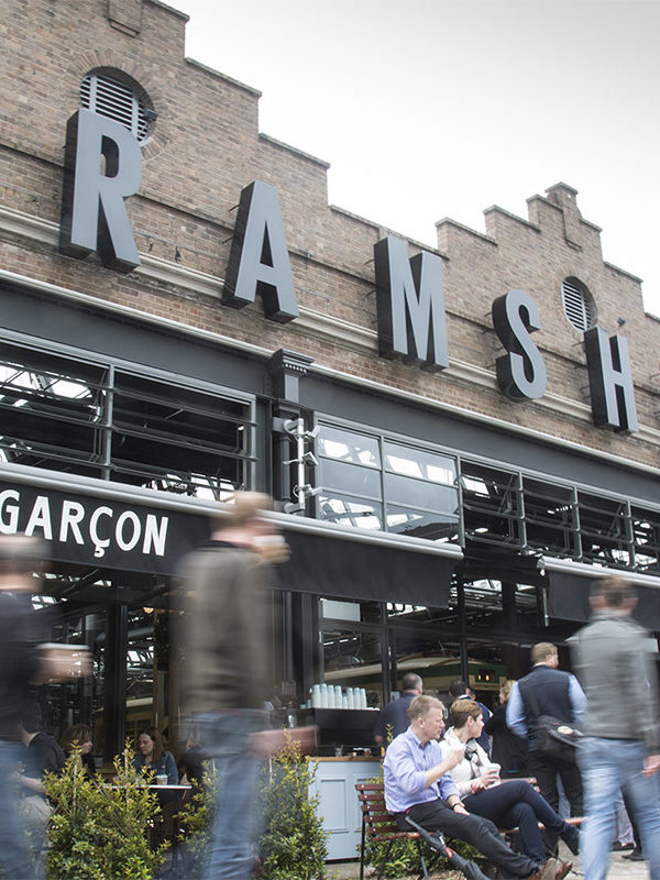Tramsheds Food Masterplanning Project Feature